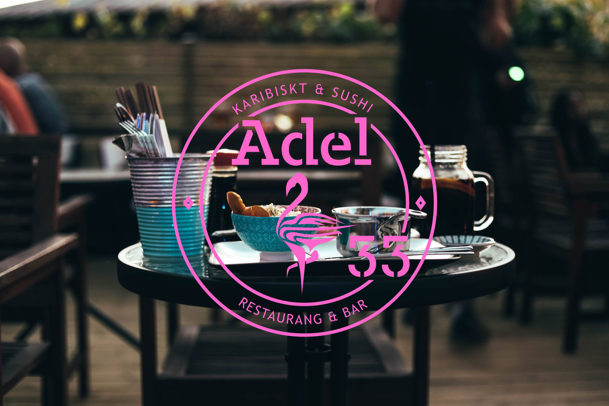 Adel 33 – Sushi & karibiskt